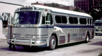 Greyhound Bus in 1:43 scale by Goldvarg