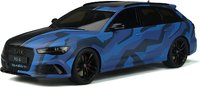 Audi RS6 Avant in 1:18 Scale by GT Spirit