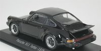 1975 Porsche 911 Turbo Diecast Model Car 1:43 Scale by Spark