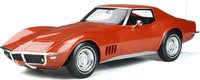 1968 Chevrolet Corvette C3 in Bronze 1:12 Scale by GT Spirit
