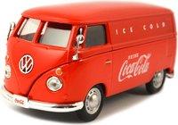 1962 VW Cargo Van Cream 'Ice Cold' in 1:43 scale by Motor City Classics