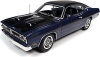 """1971 Dodge Demon 2-Door Coupe Class of 1971 """"Mr. Norms in 1:18 Scale by Auto World"""