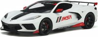 2020 Chevrolet Corvette C8 Pace Car in 1:18 Scale by GT Spirit
