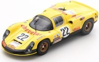 Porsche 910 #22 24h LeMans 1973 Touroul/Rouget in 1:43 scale by Spark
