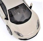 MCLAREN MP4-12C - STREET SUPER CAR 2011 in WHITE  Diecast Model Car in 1:43 Scale by Minichamps