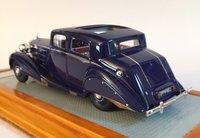 1937 Rolls Royce Phantom III Sedanca De Ville Hooper sn 3BT85 Resin Model Car in 1:43 Scale by Ilario