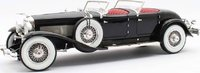 1930 Duesenberg SJ 2608 J-582 Torpedo Pheaton Walker in 1:18 Scale by Matrix