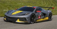 Chevrolet Corvette C8.R #4  2020 Daytona 24Hr.  Corvette Racing in 1:43 scale by TSM