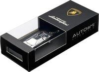 Lamborghini Countach LP400, Aluminum Car Keychain in 1:87 Scale by AUTOart