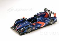2013 Alpine A450 - Nissan Signatech Alpine No. 36 LM, P. Ragues - N. Panciatici - T. Gommendy Model Car in 1:18 Scale by Spark