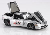 2009 Corvette Competition Sport Z06 limited Edition of 427 Pieces in 1:24 scale by The Franklin Mint