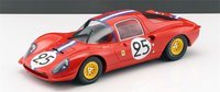 FERRARI DINO 206 S COUPE LE MANS 1966 #25 in 1:18 Scale by CMR
