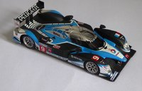 Peugeot 908 HDI-FAP No. 9 2009 Le Mans Winner Resin Model Car in 1:43 Scale by Spark
