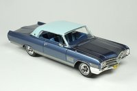 1964 Buick Wildcat  Diplomat blue in 1:43 Scale by Goldvarg Collection