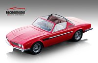 1967 Ferrari 330 GTS  Ferrari Red Michelotti in 1:18 scale by Tecnomodel