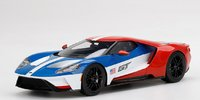 """Ford GT  """"Victory Edition"""" in 1:18 scale by Topspeed"""