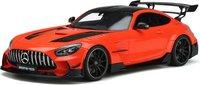 2021  Mercedes-Benz AMG GT-R Black Series in 1:18 Scale by GT Spirit