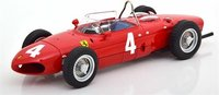 Ferrari Dino 156 Sharknose Belgian GP #4 1961 in 1:18 Scale by CMR