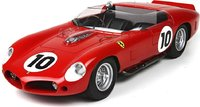 1961 Ferrari 250 TR61 Winner 24h Le Mans  Olivier Gendebien - Phill Hill  in 1:18 Scale by BBR