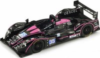 Morgan-Nissan OAK Racing No. 35 LM 2013 Winner LMP2 Class Model Car in 1:18 Scale by Spark