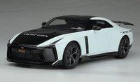 NISSAN GT-R50 TEST CAR in 1:18 scale by GT Spirit