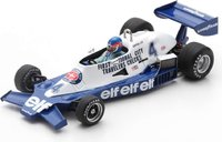 TYRRELL 008 NO.4 3RD ARGENTINE GP 1978 PATRICK DEPAILLER in 1:43 scale by Spark