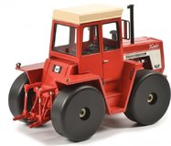International 4166 Red in 1:43 Scale by Schuco
