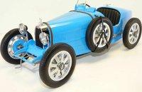 1925 Bugatti Type 35 Diecast Model Car T35 by Norev in 1:12 Scale
