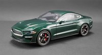 2019 Ford Mustang Bullitt in 1:18 Scale by GT Spirit