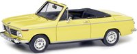 BMW 2002 Cabrio Baur 2-2 Model in 1:43 Scale by Schuco