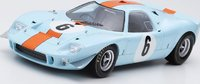 1967 Ford Mirage M1 No.6 Winner Francorchamps in 1:18 Scale by Spark