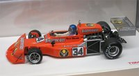 1976 March 761 Germany GP #34 Stuck 1:43 Scale Model by TSM