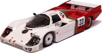 1985 Porsche 956, No.33, Le Mans in 1:43 Scale by Spark