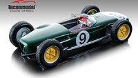 Lotus 18 Championship #9 1960 British GP  in 1:18 Scale by Tecnomodel