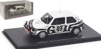 1978 Volkswagen Golf Model Car in 1:43 Scale by Spark