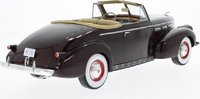 1940 LaSalle Series 50 Convertible in 1:18 Scale by BoS Models