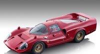 Ferrari 365 P2/3 Drogo, Press 1967 Rosso Corsa in 1:18 scale by Tecnomodel