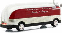 1940 General Motors Futurliner Parade of Progress Diecast 1:64 by Greenlight