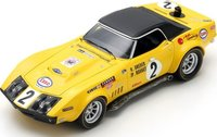 1970 Corvette #2 at Le Mans in 1:43 Scale by Spark