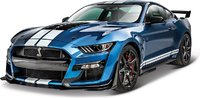 2020 Ford Shelby G.T. 500 Blue in 1:18 scale by Maisto