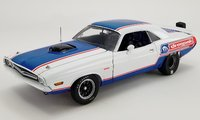 1971 Dodge Challenger R/T MOPAR Drag Pak Drag Outlaws in 1:18 scale by Acme