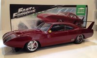 1969 Dodge Charger Daytona Fast & Furious 6  Model Car 1:18 Scale by Greenlight