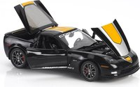 2009 Corvette GT1 Championship Edition Z06 by The Franklin Mint in 1:24 Scale
