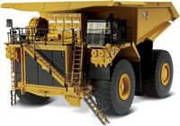 Cat® 798 AC Mining Truck in 1:50 scale by Diecast Masters