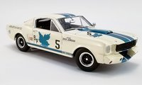 1965 Shelby GT350R Canadian Champion by Acme in 1:18 Scale
