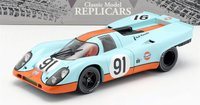 Porsche 917K Can-Am Watkins Glen 1971 #91 in 1:18 scale by CMR