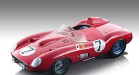 Ferrari 335 S #7 Le Mans 24h 1957 M.Hawthorn, L.Musso in 1:18 scale by Tecnomodel