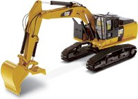 Cat® 323F Hydraulic Excavator in 1:50 scale by Diecast Masters