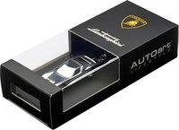 Lamborghini Miura SV, Aluminum Car Keychain in 1:87 Scale by AUTOart