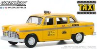 "1974 Checker Cab from the TV Show ""Taxi"" in 1:43 scale by Greenlight"
